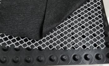 排水板土工布土工网示例